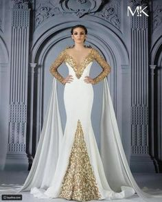 Marwan and Khaled Haute Couture Wedding Dresses Collection Fall 2017