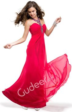 Prom Chiffon A-line Floor Length Lime Green Dress with Halter Neck
