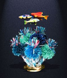 Florelle Centerpieces and Favors: Ocean Theme Centerpiece