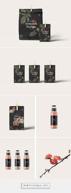 This Tea Packaging Embodies a Simple Sophistication — The Dieline | Packaging & Branding Design & Innovation News - created via https://pinthemall.net