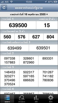 วันหวยแดรกแห่งชาติครับ 5555