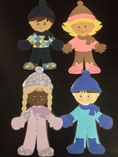 Cricut Dolls