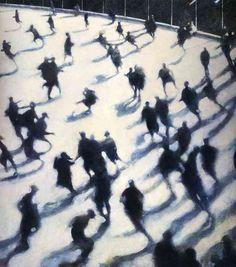 Bill Jacklin(British, b.1943)  The Link Ⅲ 1990  Oil on canvas