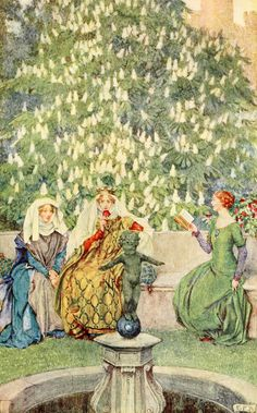 mariana alfred lord tennyson