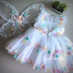 Baby Pageant Dresses, Cute Girl Dresses, Girls Party Dress, Flower Girl Dresses, Baby Frock Pattern, Frock Patterns, Cotton Frocks For Kids, Frocks For Girls, Dress For Girl Child