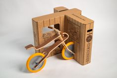 Brum Box on Packaging of the World - Creative Package Design Gallery