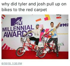 Because they're literally five year olds gosh get it together