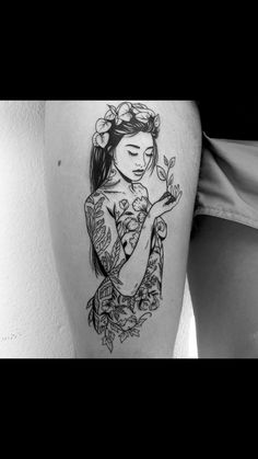 Ideas Mother Nature Tattoo Inspiration For 2019 Side Quote Tattoos, Love Tattoos, 12 Tattoos, Beautiful Tattoos, Body Art Tattoos, Small Tattoos, Tatoos, Nature Tattoo Sleeve, Nature Tattoos