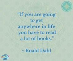 Read books!