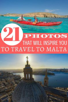21 Photos That Will Inspire You to Travel to Malta | European Travel Inspiration | Backpacking Europe Travel Tips | Top Malta Photographs