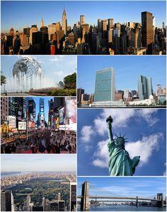 Lo mas representativo de NY