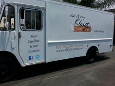 Move over, food trucks. A mobile fashion truck, Out of My Kloset Boutique, will roll into Moreno Valley Sept. 7. Women of all ages and sizes can climb aboard the 24-foot long 1989 Chevy side-step van to hunt for clothing, handbags and shoes. The husband-and-wife owners, Sheneka Gordon, 40, and Jeremy May, 42, live in the city. Click to read more about their business model and merchandise on PE.com.