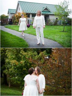 #lovewins #twobrides #lesbianwedding #samesexwedding #LGBTQwedding #LGBTwedding #loveislove