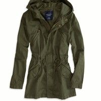 AE Surplus Anorak | American Eagle Outfitters