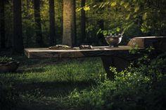 Entdecken Sie eine Neuheit: Unsere Marke AtelierForest schafft Gefässe aus Holz. Aus Schweizer Holz und Schweizer Produktion. Outdoor Furniture, Outdoor Decor, Exterior Design, Park, Home Decor, Patio, Swiss Guard, Timber Wood, Lawn And Garden
