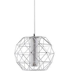 Nonagon Wire Pendant - Matt Blatt Lamp Light, Light Bulb, Wire Pendant, Hanging Lights, Bulbs, Lamps, Ceiling Lights, Dining, Lighting