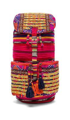 STELA 9 shiva backpack