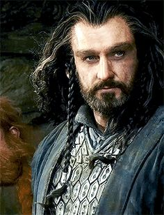 Thorin at Beorn's house