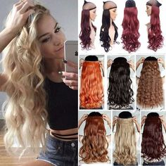 Details about Real Thick Clip in Full Head Hair Extensions Curly Straight Feel Human kcgkm Straight: 23 ″, 26 ″ 30 ″, Curly: 17 ″, 24 ″, 27 ″ 29 ″. The color might look different. Hair Length Guide, Different Light, Hair Lengths, Hair Extensions, Curly, Resolutions, Dreadlocks, Hair Styles, Lights