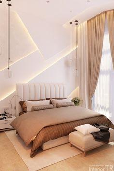 Спальня в светлых тонах Bedroom Interior, Bedroom Design, Interior Design Bedroom, Bedroom Bed Design, Bedroom Door Design, Simple Bedroom, Bedroom Decor Design, Bungalow Interiors, Bedroom False Ceiling Design