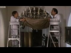 ▶ Del and Rodney Smash the Chandelier - Only Fools and Horses - BBC - YouTube