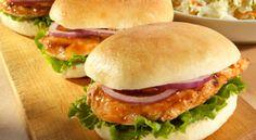 Grilled Chicken Sliders  http://www.stockpilingmoms.com/2011/02/grilled-chicken-sliders/