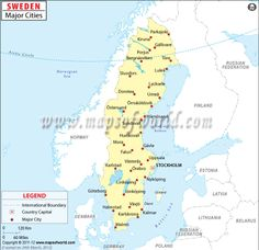 map of major cities in Germany | Germany | Germany, Germany travel ...