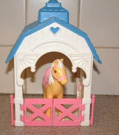 Fisher Price Loving Family Horse and stable from the by SoSheek, $12.90