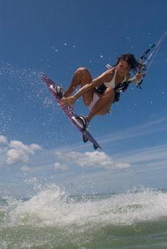 pauline boussard kiteboarding, kitesurf Collection kite surf… – Hobby Sports World Surf Girls, Beach Girls, Kitesurfing, Kite Surf, Surfs Up, Wakeboarding, Extreme Sports, Paddle Boarding, Sport Girl
