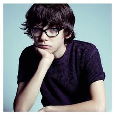 Asa Butterfield via Polyvore featuring home and home decor