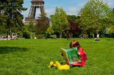 If you're packing for Paris, here's advice no guidebook will give you: Bring a 4-year-old. And a 9- and 11-year-old, if you have them. Stuff their suitcases not with electronics but books—children's books with Paris at their core—and once you land, prepare to do something really counterintuitive: Let your kids lead you around the French capital.