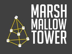 GroupGames-Marshmallow Tower