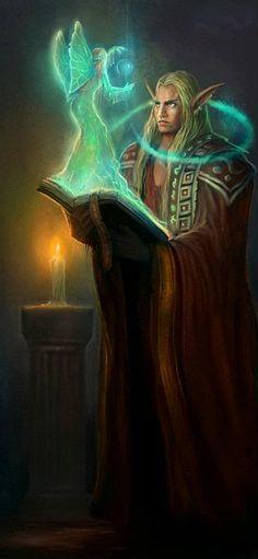 Fairy Master. #Wizard #Mage #Fantasy