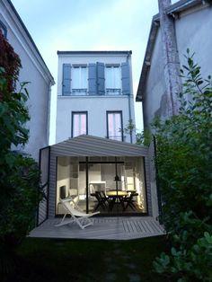 Extension Maison De Ville 21 best bois & maisons images on pinterest | home ideas