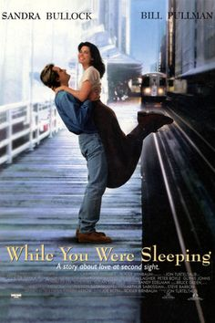 While you were sleeping - I enjoyed this movie,, you just wanted to be part of that family,,, D.H.
