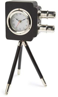 MG Décor Tripod Camera Clock (Nordstrom Exclusive)