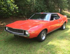 This AMC Javelin SST has been owned by the seller for 18 years and runs and drives well but has some needs. The red paint is said to be all original and the front seat upholstery is new. Bidding is only at $5k with a day to go, so this one could sneak out cheaply. Find it here on eBay in Auburn, Geo