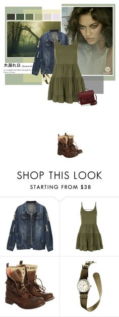 """""""'Strength does not come from physical capacity. It comes from an indomitable will.' - (Mahatma Gandhi)"""" by punkrockmeansfreedom ❤ liked on Polyvore featuring Topshop, Superdry, J.Crew and Loeffler Randall"""