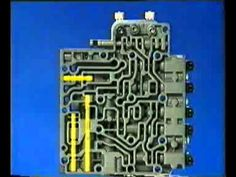 DP0 and AL4 automatic gearbox fast and easy repair. Renault and Citroen - YouTube