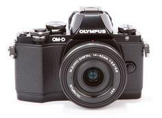 Buy Olympus OM-D E-M10 Camera in Silver + 14-42mm Lens. Olympus OM-D E-M10 Camera In Stock.
