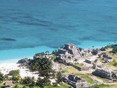 Tulum - Las 10 playas de Playa del Carmen y la Riviera Maya son de las mejores del mundo. ... a un par de kilómetros al sur de las ruinas arqueológicas de Tulum.