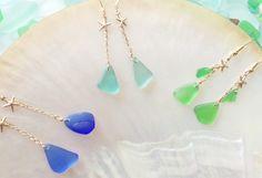 Sea Glass Blue~海からの贈り物