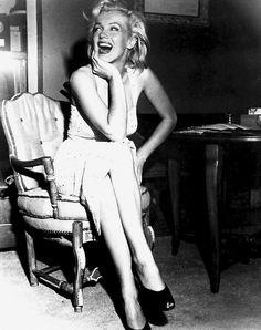 Marilyn Monroe photographed by Bob Beerman, 1953