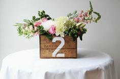 rustic wedding centerpieces