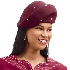3955076c3b6 Browse our selection of dress and church hats for black women. Shop for an elegant  hat from designers like EY Boutique