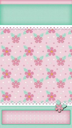 22 Ideas for baby girl wallpaper frames Cellphone Wallpaper, Flower Wallpaper, Mobile Wallpaper, Wallpaper Backgrounds, Iphone Wallpaper, Wallpaper Ideas, Printable Paper, Cute Wallpapers, Scrapbook Paper