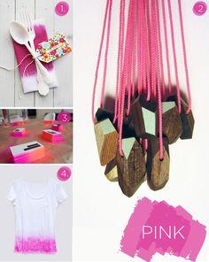Summer of Neon: Pink