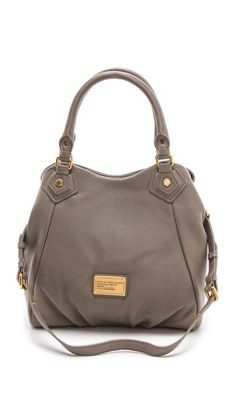 Marc Jacobs bag: great silhouette
