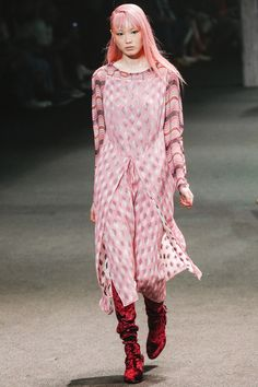 Opening Ceremony Autumn-Winter 2017-2018 (Fall 2017), shown 10th June 2017