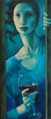 Nicoletta Tomas 1963 | Pintor figurativo español />